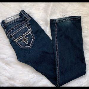 Rock Revival Jacklyn Boot Cut Jeans
